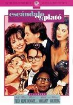 Escándalo en el plató (Queridísimos enemigos) (1991)
