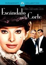 Escándalo en la corte (1960)