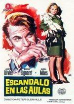 Escándalo en las aulas (1962)