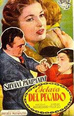 Esclava del pecado (1954)