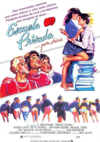 Escuela privada... para chicas (1983)