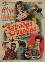 Espadas cruzadas (1954)