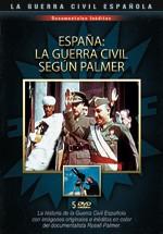 España: La Guerra Civil según Palmer (2008)