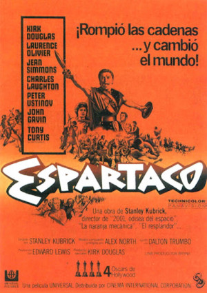 Espartaco (1960)
