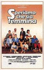 Esperemos que sea mujer (1986)