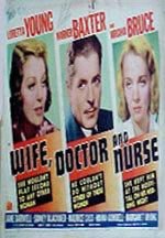 Esposa, doctor y enfermera (1937)