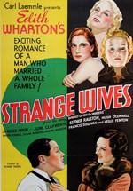 Esposas distraídas (1934)