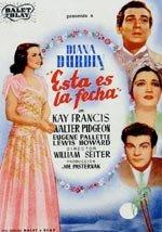Ésta es la fecha (1940)