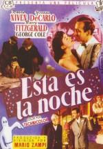 Ésta es la noche (1954)