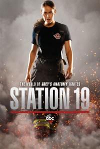 Estación 19  (2ª temporada) (2018)