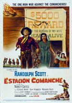 Estación comanche (1960)