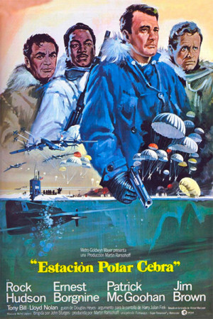 Estación polar Cebra (1968)