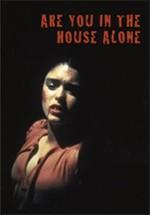 ¿Estás sola en casa?