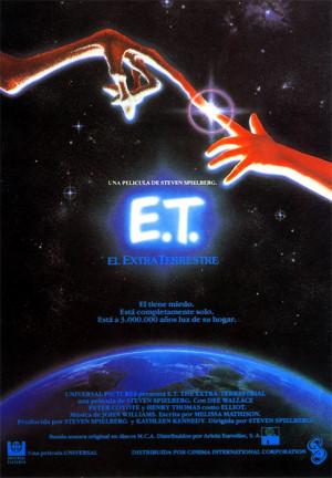 E.T., el extraterrestre (1982)