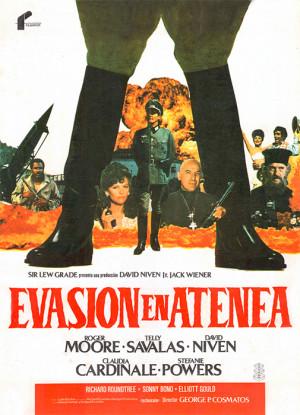Evasión en Atenea (1979)