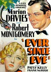 Ever Since Eve (1937)