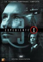 Expediente X (3ª temporada)