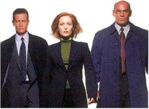 En busca de Mulder