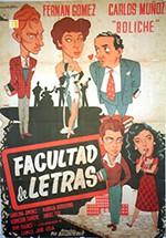 Facultad de Letras (1952)