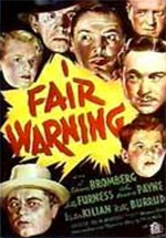 Fair Warning (1937)