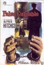 Falso culpable (1956)