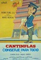 Conserje para todo (1974)