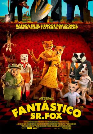 Fantástico Sr. Fox (2009)