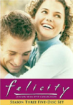 Felicity (3ª temporada) (2000)
