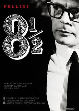 Fellini 8 y 1/2 (1963)