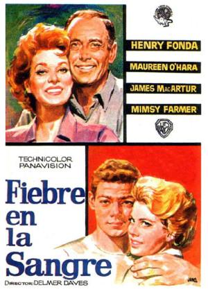 Fiebre en la sangre (1963)