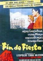 Fin de fiesta (1959)