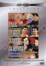 Finales de agosto, principios de septiembre (1998)