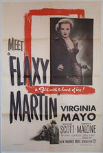 Flaxy Martin