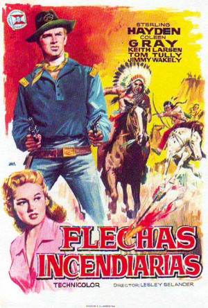 Flechas incendiarias (1954)