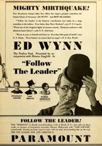 Follow the Leader (1930)