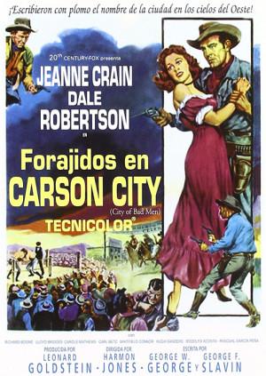 Forajidos en Carson City