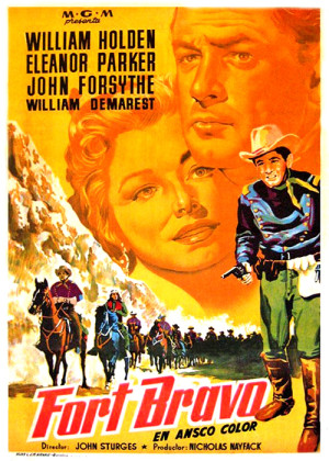 Fort Bravo (1953)