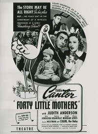 Forty Little Mothers (1940)
