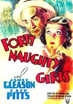 Forty Naughty Girls (1937)
