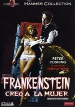 Frankenstein creó a la mujer (1967)