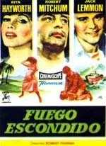 Fuego escondido (1957)