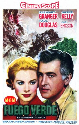 Fuego verde (1954)
