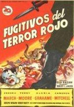 Fugitivos del terror rojo (1953)