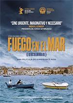 Fuego en el mar (Fuocoammare) (2016)