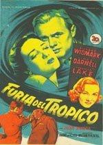 Furia del trópico (1949)