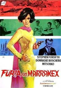 Furia en Marrakech (1966)