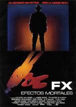 FX Efectos mortales (1986)