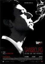 Gainsbourg (Vida de un héroe) (2010)