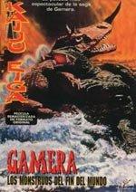 Gamera. Los monstruos del fin del mundo (1966)