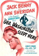 George Washington duerme aquí